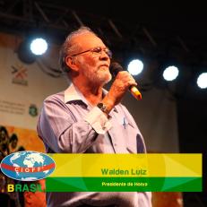 walden Luiz - presidente de honra