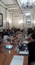 Reunião do Seto Latino-Americano com CIOFF Mundial