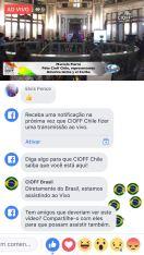Convite para Transmissões ao Vivo da Reunião Anual do CIOFF América Latina