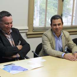 Reunião entre Representantes da UNESCO e CIOFF