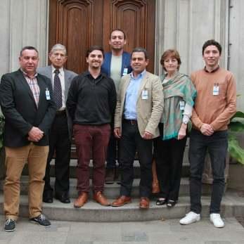 Encontro CIOFF e Unesco Chile